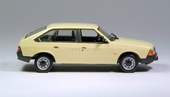 Moskvich-2141 beige 1:43 DeAgostini Auto Legends USSR #39