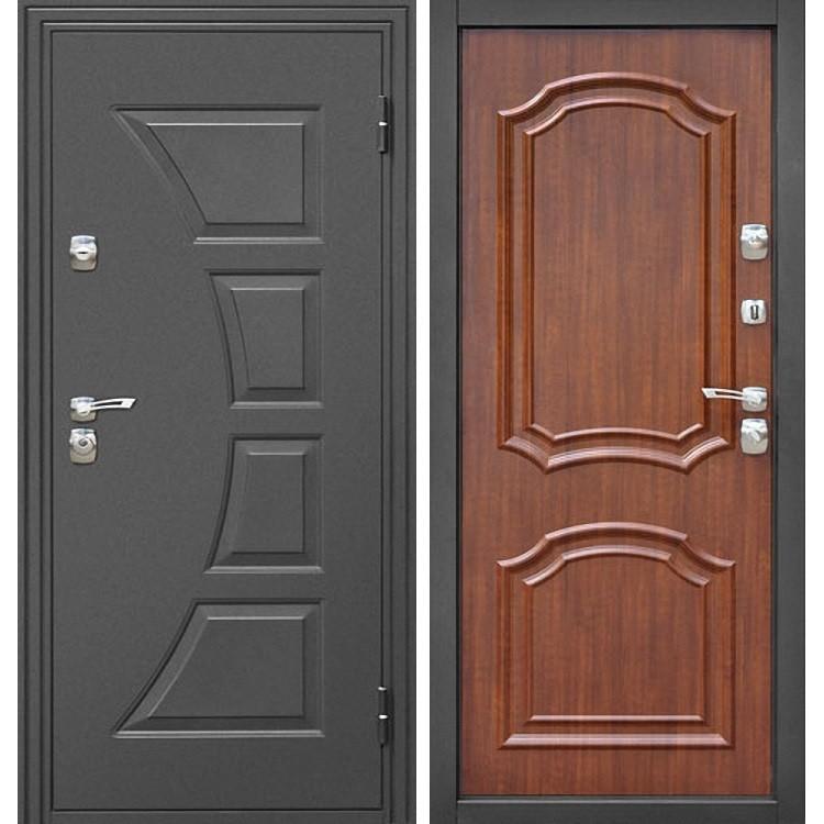 Двери Парус Орех, Дверной Континент