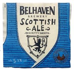 Пиво Belhaven Scottish Ale