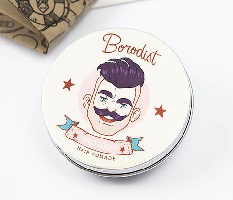 Прозрачная помада для волос «WILD BOOST» от Borodist