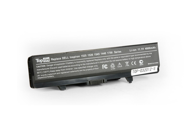 DELL Inspiron 15 1525 1526 1545 1545n 1546 1546n 1750 Vostro 500 аккумулятор для 11.1V 4800 mAh PN: RN873 GP952 M911 X284G 0XR693 GW240 HP297