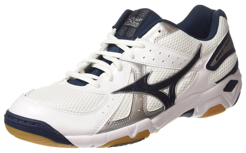 Мужская обувь для волейбола Mizuno Wave Twister 4 (V1GA1570 14) белые фото