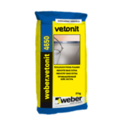 Weber.vetonit 4650 Design color
