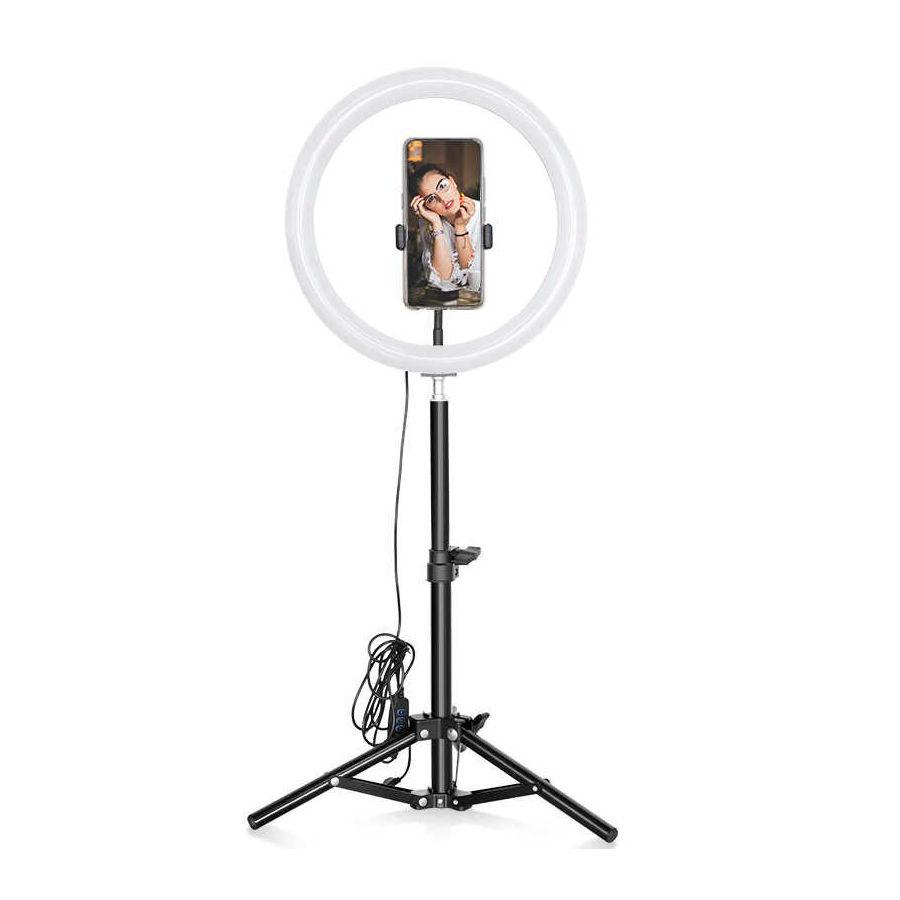Гаджеты и hi-tech аксессуары Кольцевая лампа со штативом (30см) Ring Fill Light koltsevaya-svetodiodnaya-lampa-30-sm-so-shtativom-ring-fill-light.jpg