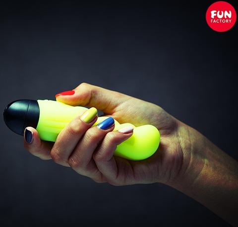 Мини вибратор G стимулятор Fun Factory Meany (11,5х3,2 см)