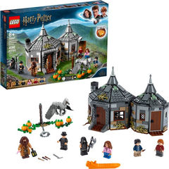 LEGO Harry Potter - Hagrid's Hut: Buckbeak's Rescue 75947