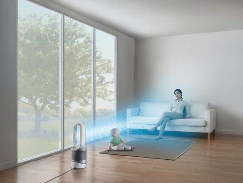 Очиститель воздуха Dyson Pure Hot+Cool Link