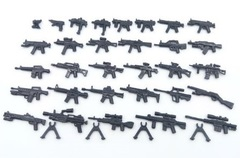 Набор оружия для минифигурок серия 02