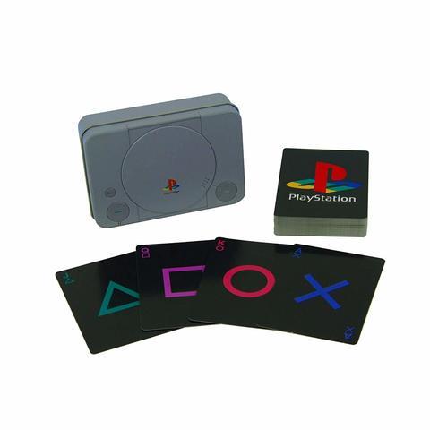 Карты сувенирные Playstation Playing Cards PP4137PS