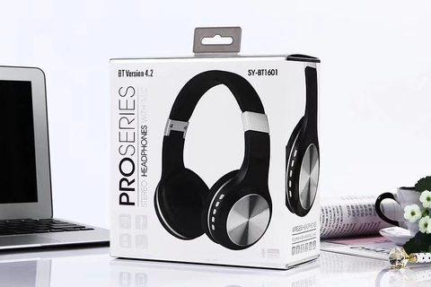 Накладные наушники ProSeries SY-BT1601 Wireless