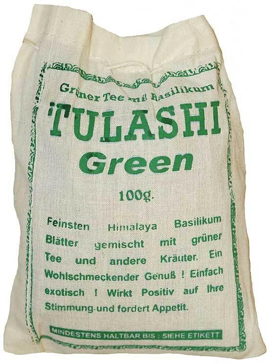Чай Tulashi Green