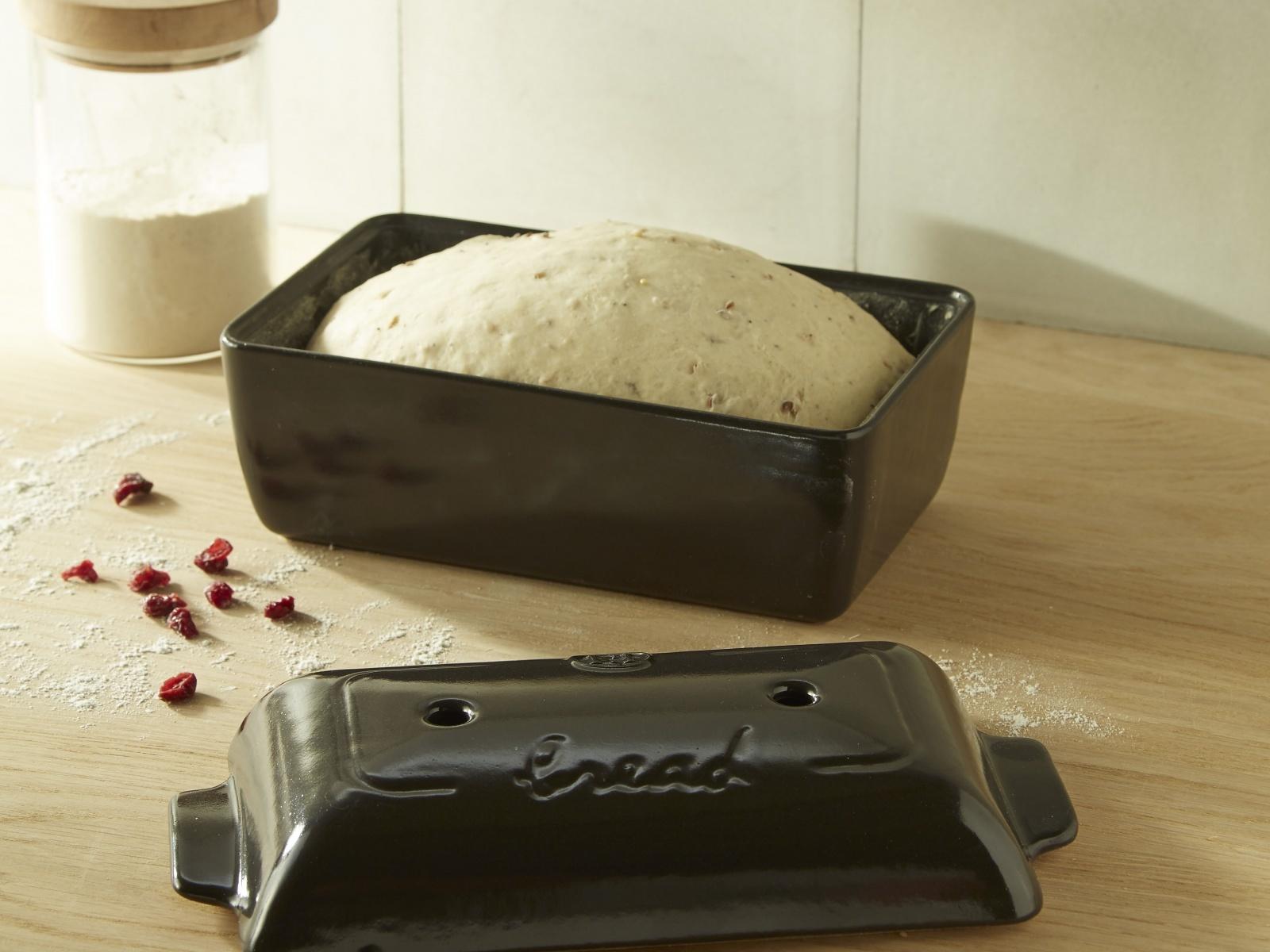 Форма для выпечки хлеба Emile Henry (базальт)