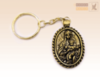 брелок Икона Казанской Божьей Матери (камея)