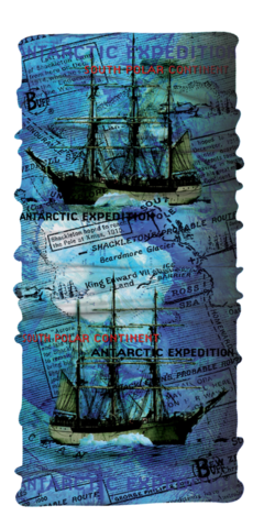 Многофункциональная бандана-труба Buff Antartida
