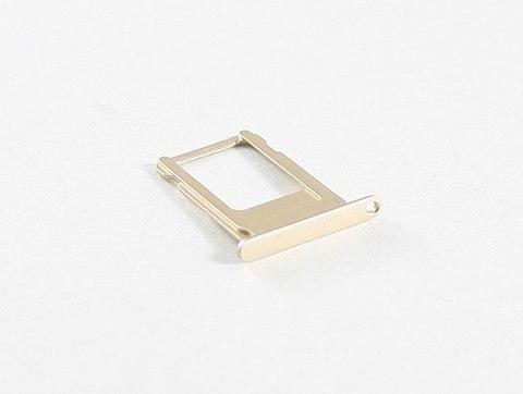 Контейнер SIM для iPhone 6S Золото
