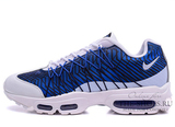 Кроссовки Мужские Nike Air Max 95 White Blue