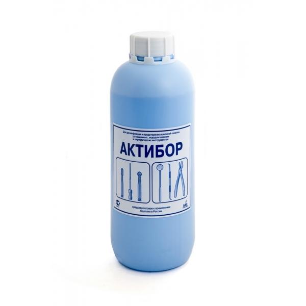 Дезинфицирующее средство Актибор (1л)
