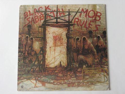 Black Sabbath / Mob Rules (LP)