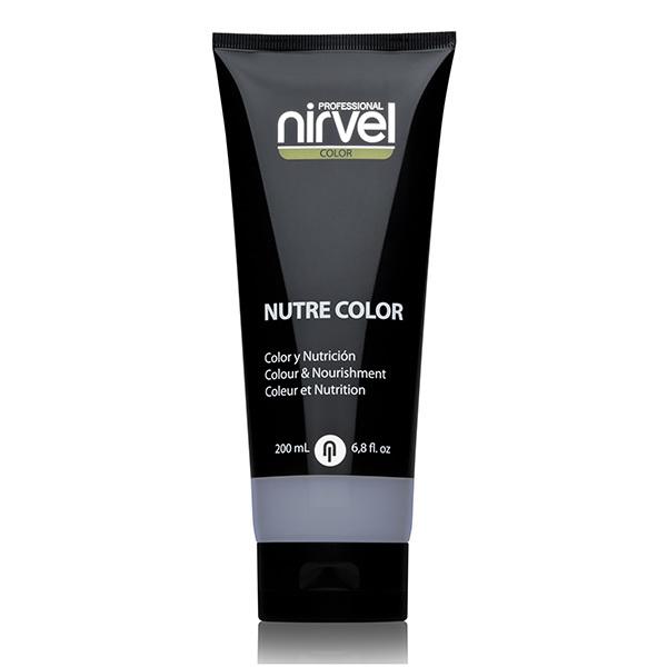 Гель-маска питательная Серебристая Nirvel Nutre Color Silver 200мл