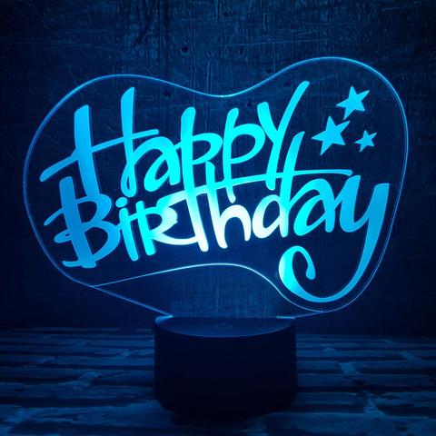 Happy Birthday (С днём рождения)