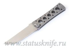 Нож Уракова А.И. Брут Brut Silver One-Off 440С
