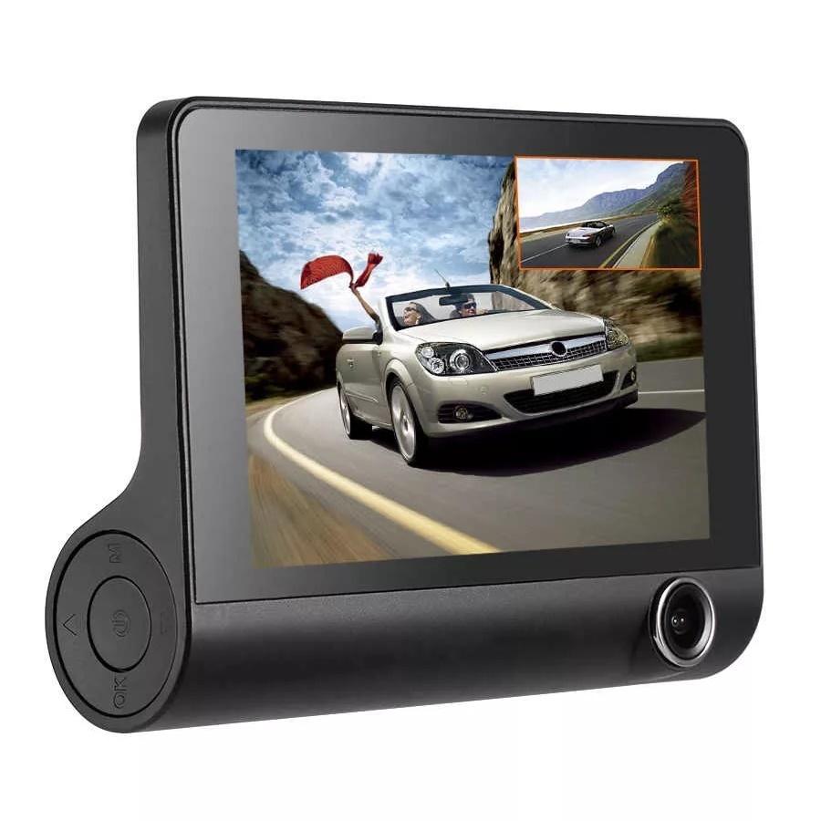 Гаджеты Видеорегистратор  с тремя камерами Video Cardvr автомобильный Видеорегистратор_с_тремя_камерами.jpg