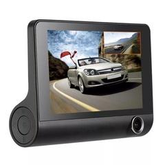 Видеорегистратор  с тремя камерами Video Cardvr автомобильный