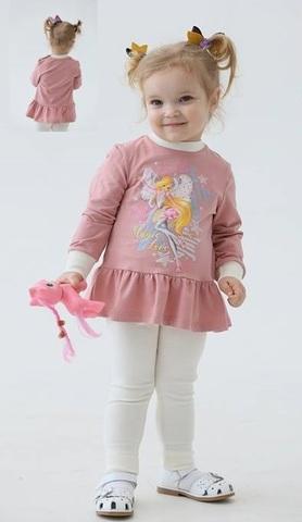 Детское платье - туника Winx