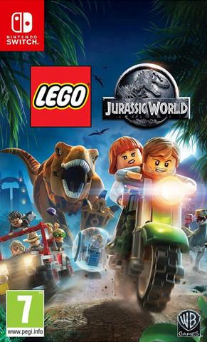 NS: LEGO Мир Юрского Периода ( русские субтитры)