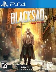 PS4 Blacksad: Under the Skin Limited Edition (русская версия)