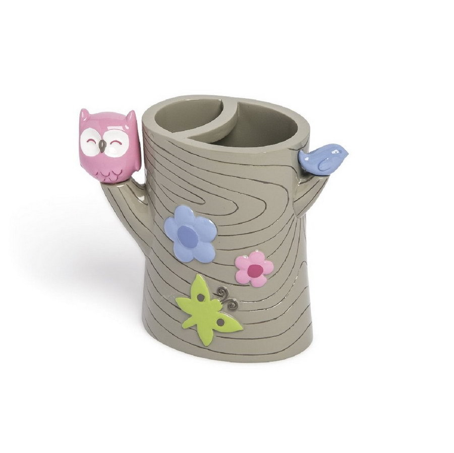 Для ванной Стакан для зубных щеток детский Kassatex Merry Meadow stakan-dlya-zubnyh-schetok-kassatex-merry-meadow-ssha-kitay.jpg
