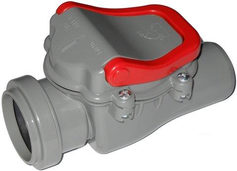 Обратный клапан ПВХ Ø50 Millenium