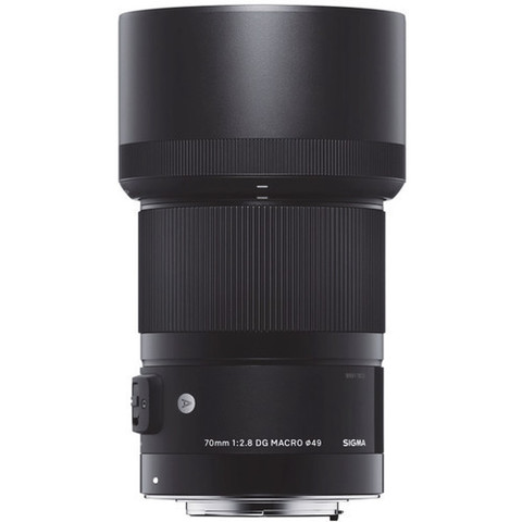 Объектив Sigma 70mm f/2.8 DG Art для Sony E