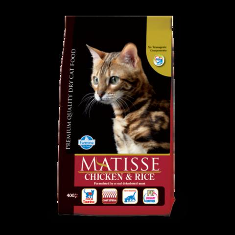 Farmina Matisse Adult Chicken & Rice Сухой корм для кошек с Курицей и рисом