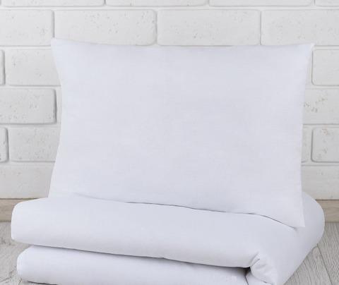 Одеяло и подушка для новорожденного