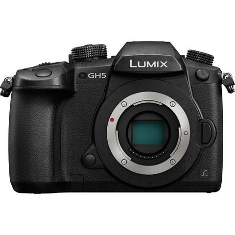 Цифровой беззеркальный фотоаппарат Panasonic Lumix DMC-GH5M Kit 12-60mm f/3.5-5.6 Black