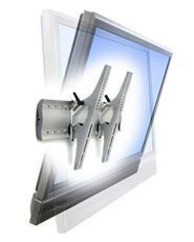 Настенное крепление Ergotron TM Tilting Wall Mount, (silver) (61-143-003)