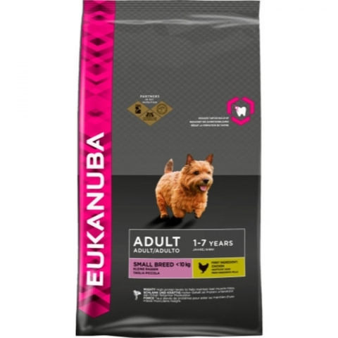 EUKANUBA ADULT SMALL BREED (CHICKEN) 15 кг