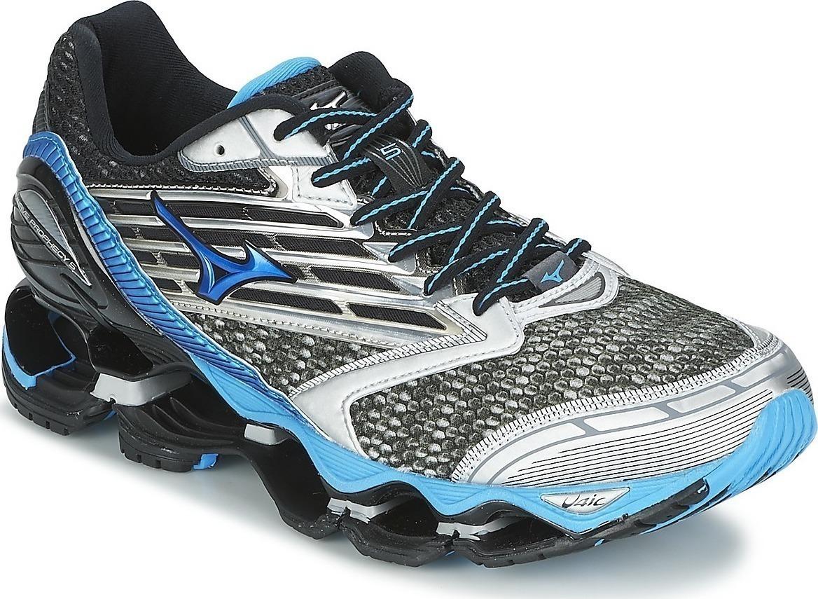 Мужские кроссовки для бега Mizuno Wave Prophecy 5 (J1GC1600 23) фото