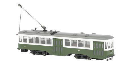 Bachmann 84609 Трамвай Peter Witt, H0