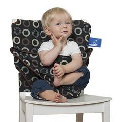 Мобильный детский стульчик Totseat 'Кофейный'