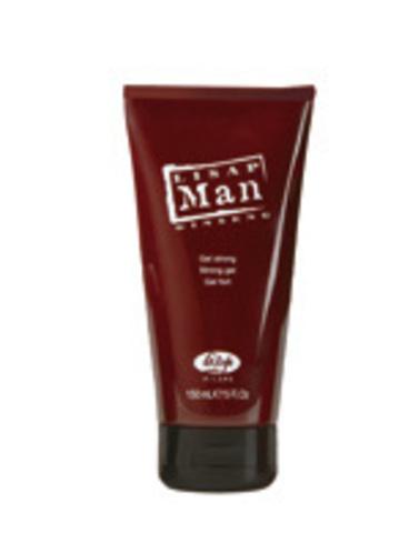 [Lisap Man] Gel Strong - Гель для укладки волос сильной фиксации для мужчин