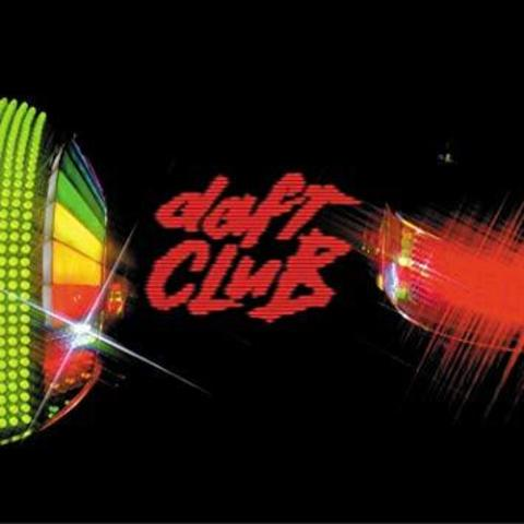 Виниловая пластинка. Daft Punk - Daft Club