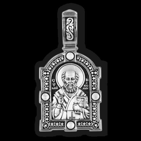 Николай Чудотворец. Образок