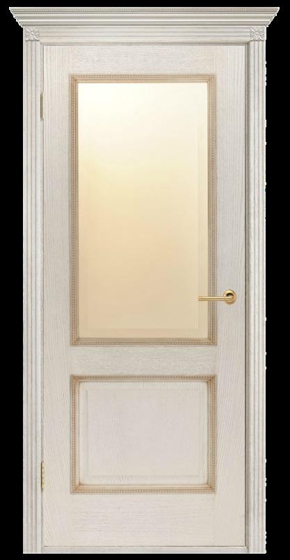 Гранд, ДО, Слоновая кость, Дверь межкомнатная, ДБ