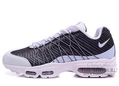 Кроссовки Мужские Nike Air Max 95 White Grey