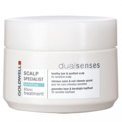 Goldwell Scalp Specialist Sensitive 60sec Treatment - Уход за 60 секунд для чувствительной кожи