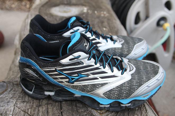 Мужская беговая обувь Mizuno Wave Prophecy 5 (J1GC1600 23) фото