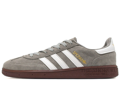 Кроссовки Мужские Adidas Spezial Grey White