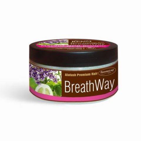 Масло «BreathWay» для волос, склонных к жирности